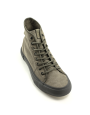 Men's Frye Ludlow High Top Grey