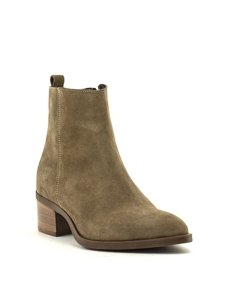 Ateliers Boone Boot Tobacco Suede