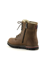 Men's Royal Canadian King Street Waterproof Boot Brown