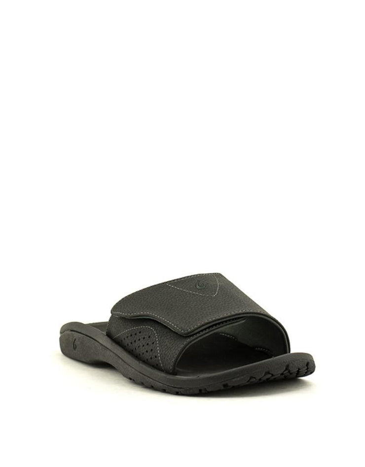 Men's Olukai Nalu Slide Black