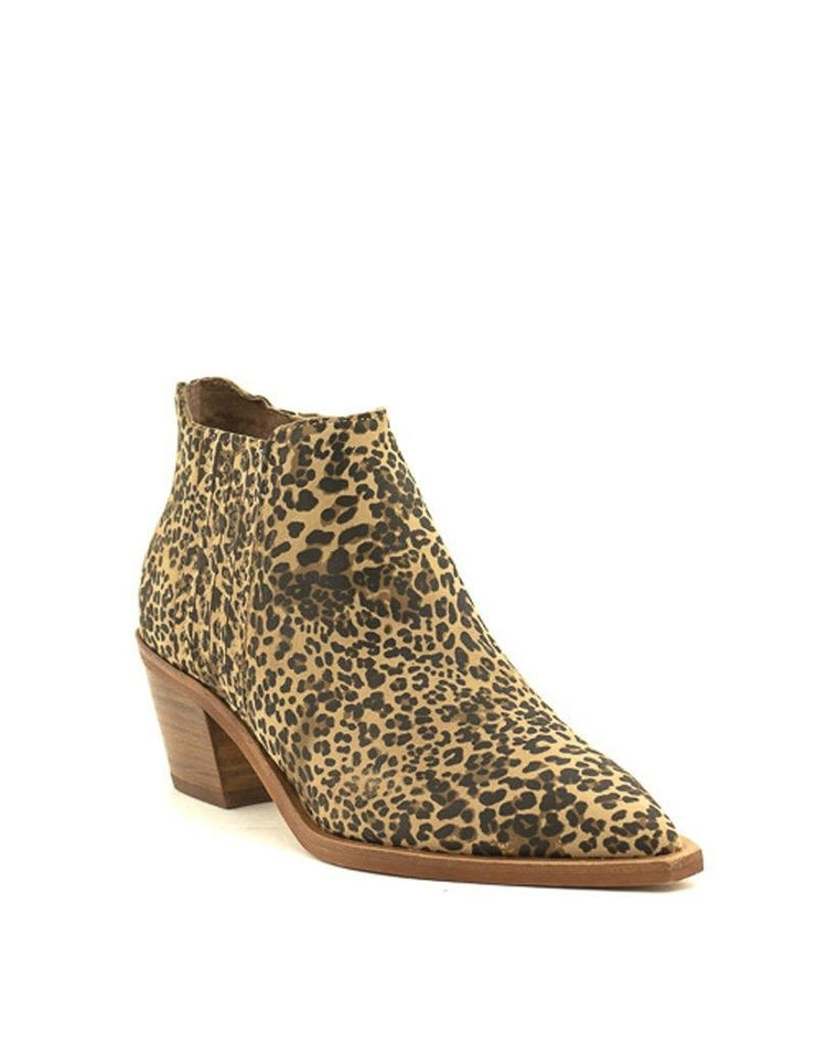 Dolce Vita Shana Boot Tan/Blk Dusted Leopard