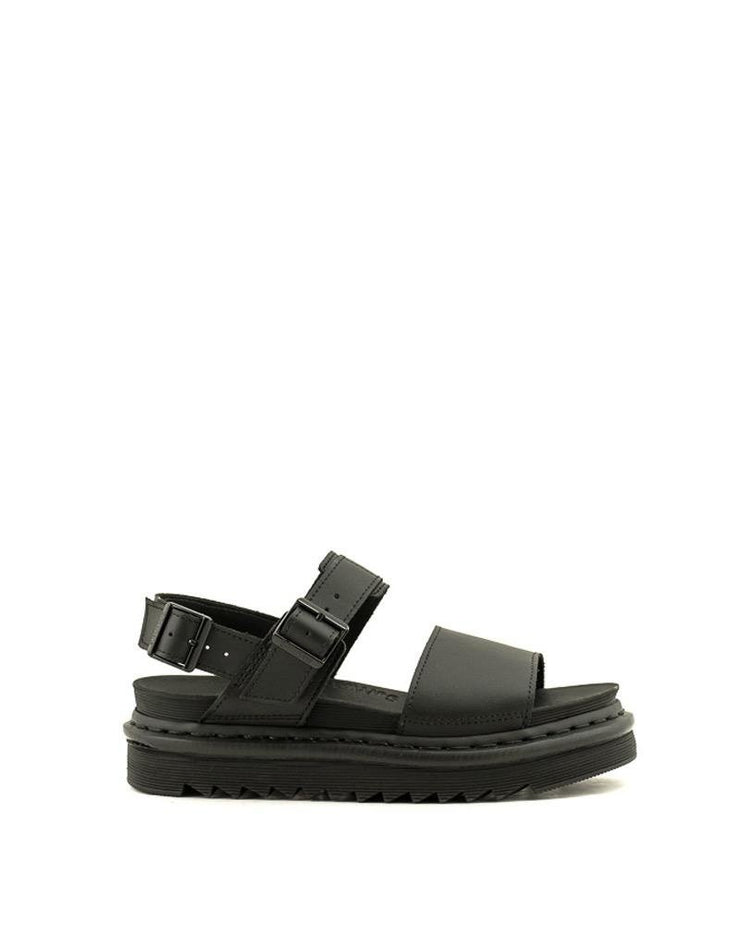 Dr. Martens Voss Sandal Black Leather