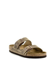 Birkenstock Arizona Tobacco Oiled Leather Regular Width