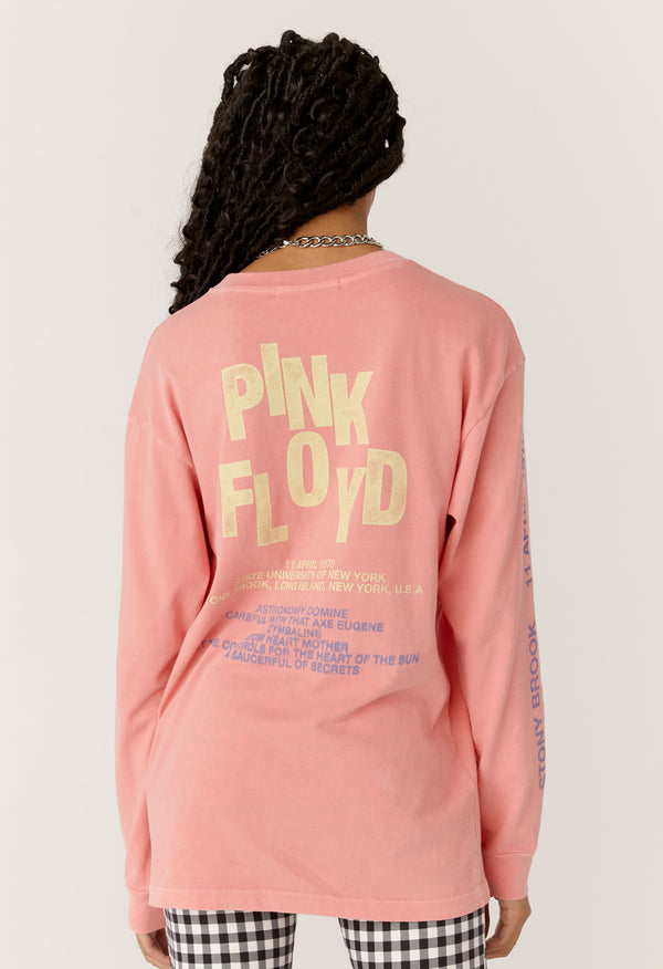 Pink Floyd Graphic Long Sleeve