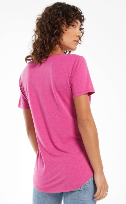 Abby Pocket Tee