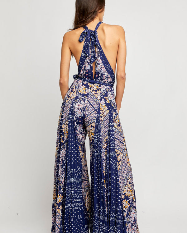 Summer Soiree Jumpsuit