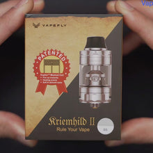 Load image into Gallery viewer, Vapefly Kriemhild II Sub Ohm Tank 5ml