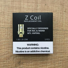 Load image into Gallery viewer, Innokin Zenith Pro Replacement  RDL Coils