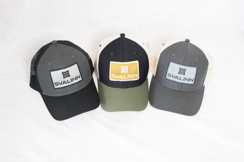 Hats - Trucker Velcro Back