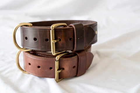 Collars - Leather