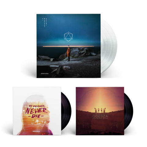 A Moment Apart - 2LP + Summers Gone & My Friends Never Die LP (Pre-Order)