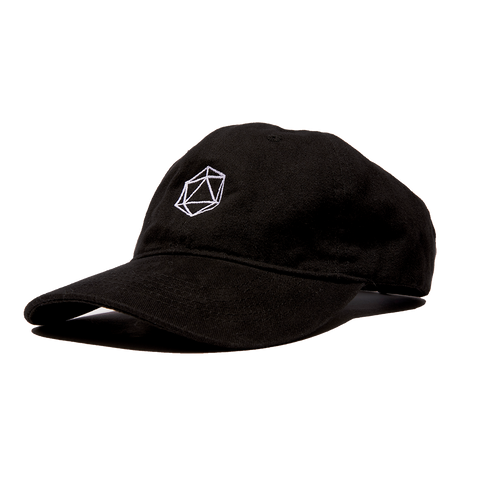 Icosahedron Low Profile Hat - ODESZA