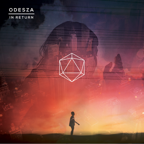 In Return Album Poster - ODESZA