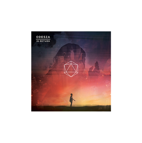 It's Only feat. Zyra - Digital Download - ODESZA
