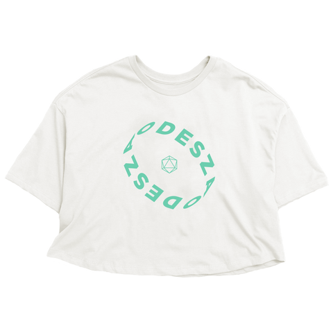 ODESZA Loop Crop T-Shirt
