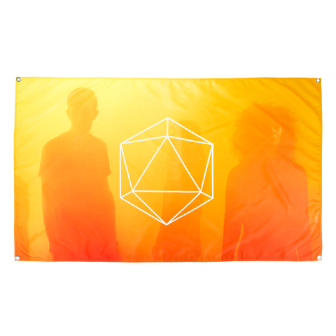 ODESZA Higher Ground Flag - ODESZA