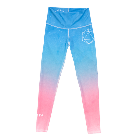 Odesza Yoga Leggings