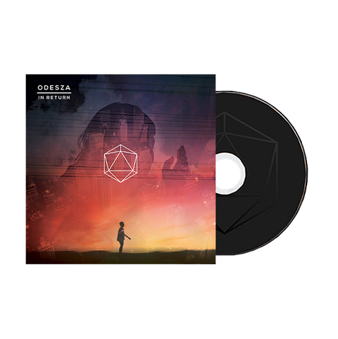 In Return - CD + MP3 - ODESZA