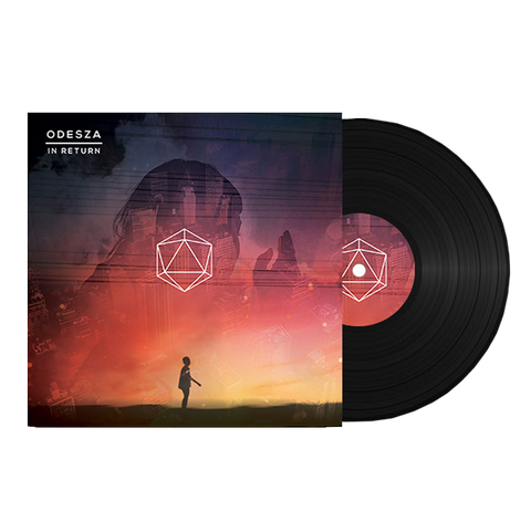 In Return - 2xLP + MP3 - ODESZA