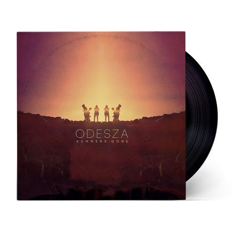 Summers Gone - Vinyl - ODESZA