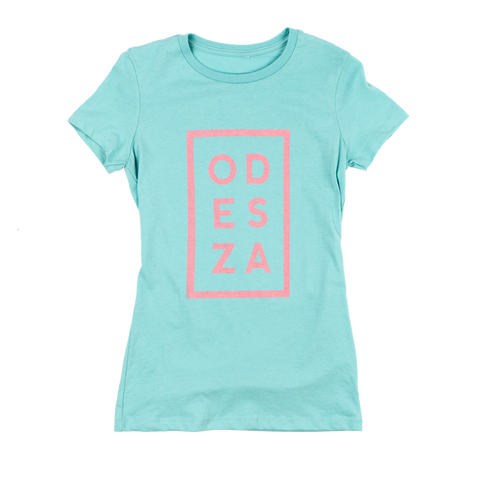 Women's OD-ES-ZA Vertical Shirt - ODESZA