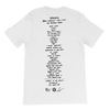 Set List T-Shirt