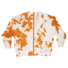 Women's Drop-Shoulder Tie Dye Crewneck