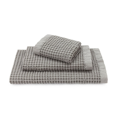 Veiros Towel [Light grey]