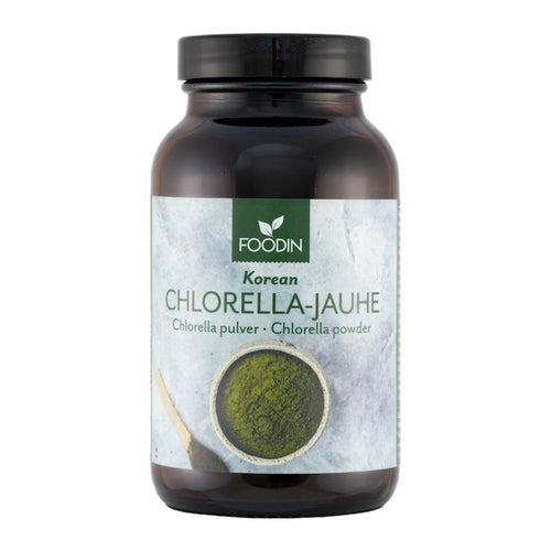 korean chlorella-jauhe foodin