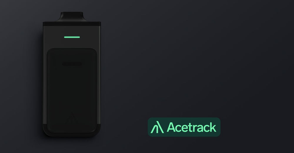 Acetrack ketonimittari