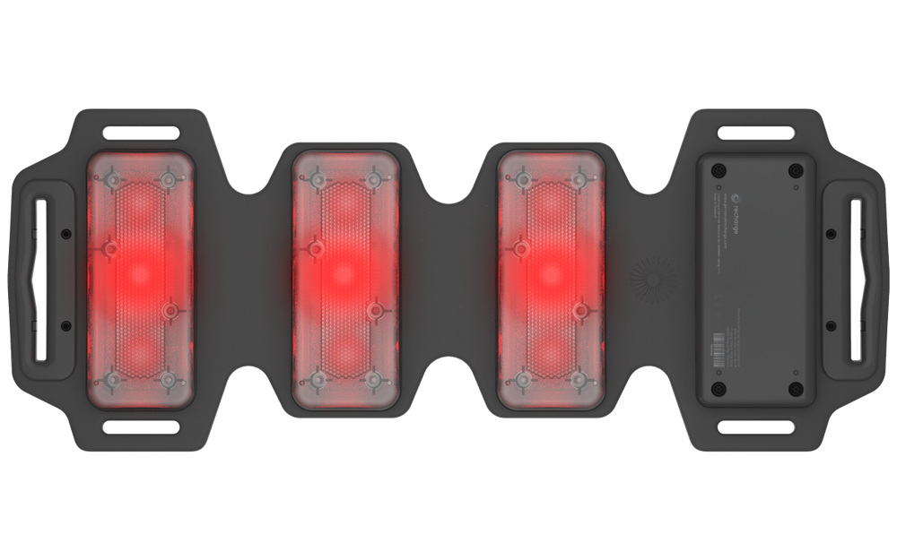 FlexBEAM: Portable Red Light Device (ennakkotilaus)