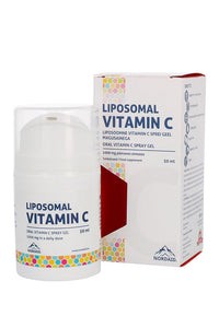 Nordaid Liposomi C-vitamiinispray (50ml)