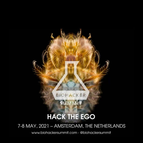 Biohacker Summit 2021 Amsterdam [Early Bird lippu]