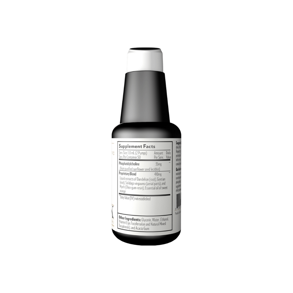 Quicksilver Scientific Bitter X tinktuura 50ml