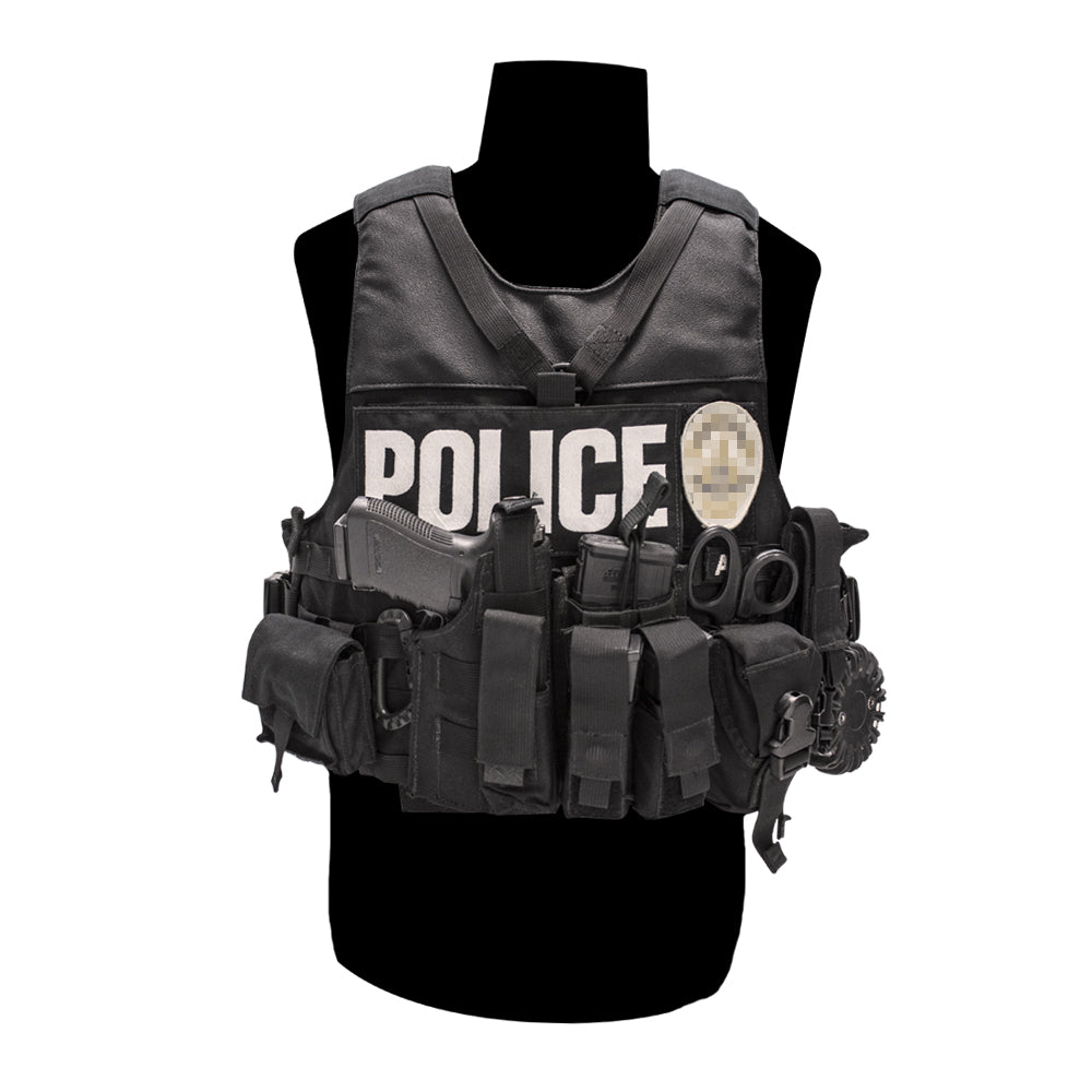 Lapd Sis Develops New Armor System Sotech Tactical Almost Swat