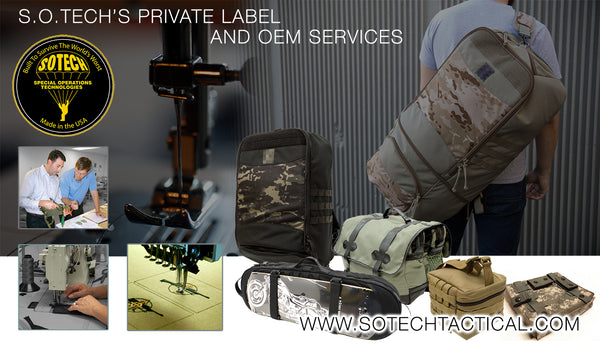 S.O.TECH's Private Label & OEM Services