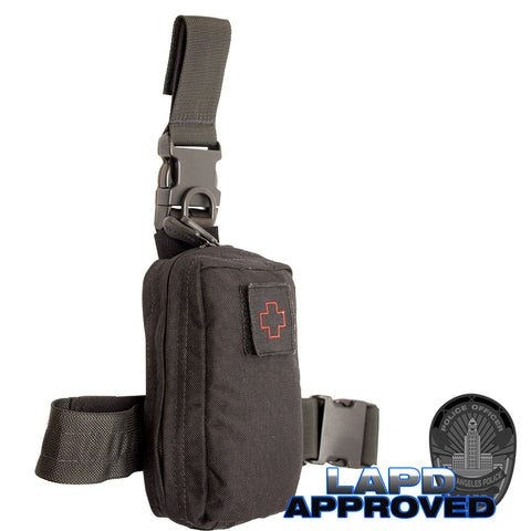 Speed Clip IFAK Pouch, Thigh, Belt, Vest