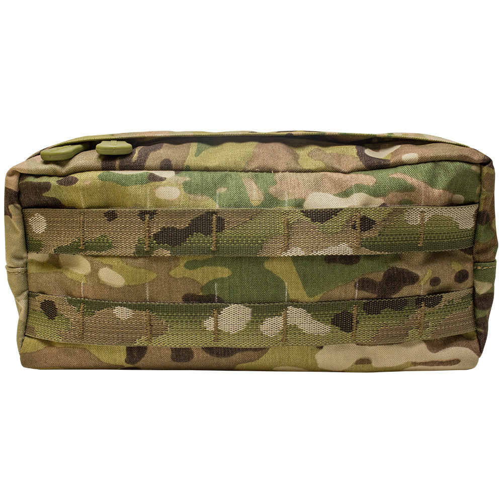 BLOCS Zippered Accessory Pouch, Wide