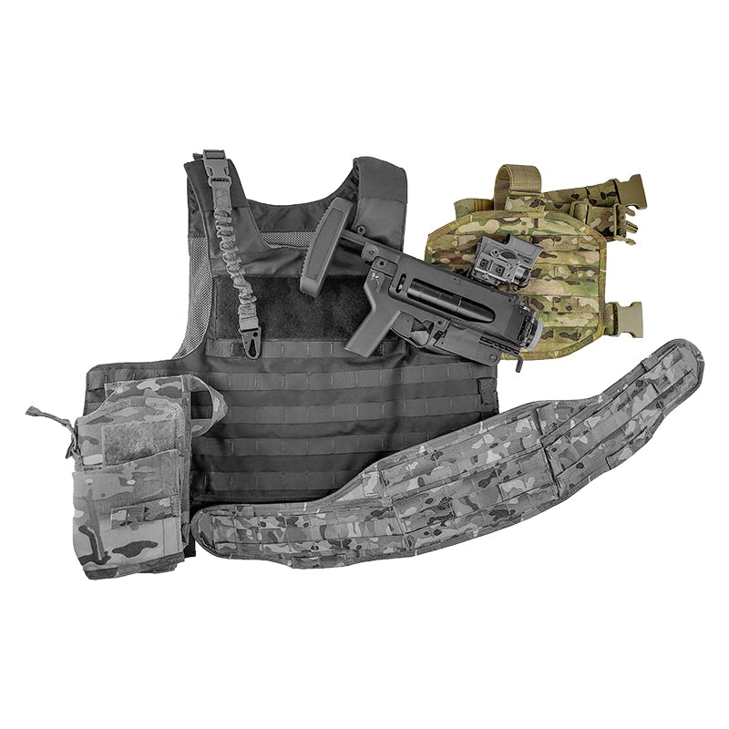 Claw Padded Thigh Rig M320 Grenade Launcher