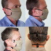 First Responder Face Cover w/ Reusable Liners (10 Pack) LASD