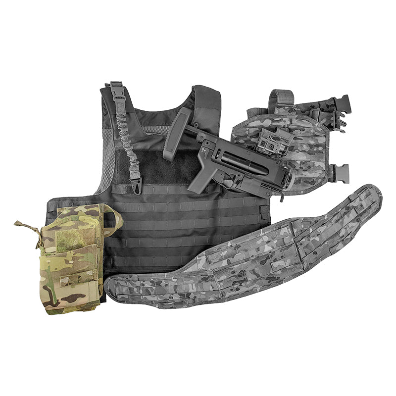 M320 Modular Retention Holster