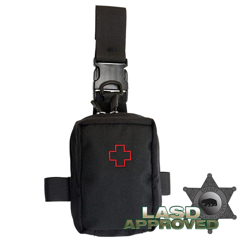LASD Approved IFAK Pouch, Thigh, Belt, Vest Kit