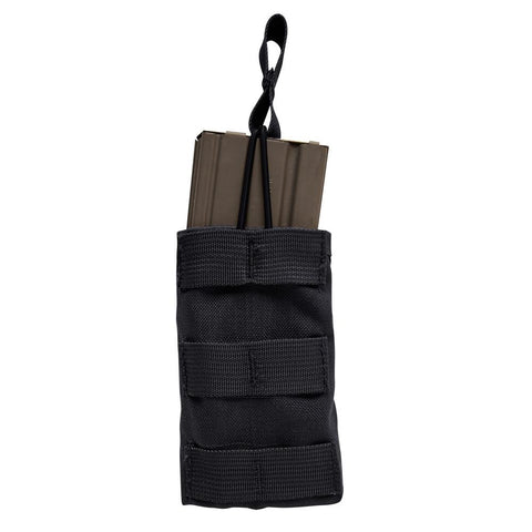 Single M4 Magazine Shingle, Bungee Top