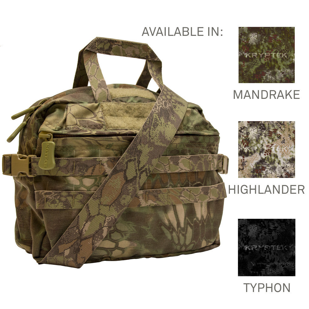 Mission Go Bag A1 Limited Edition Kryptek