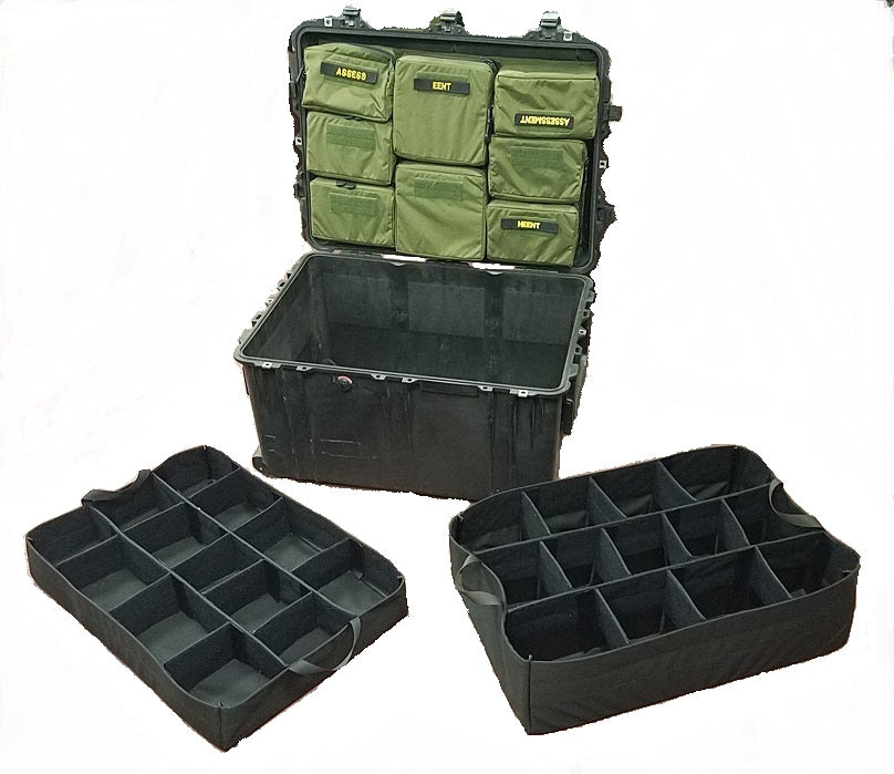 Modular Medical Case Insert System