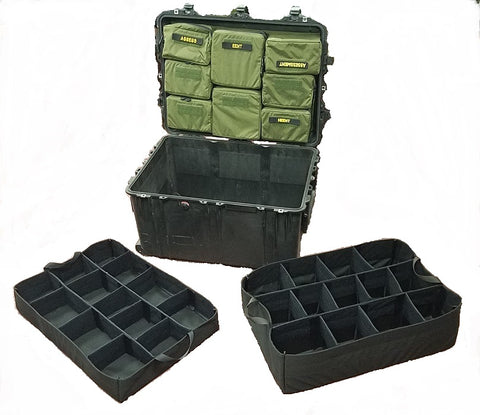 Modular Medical Case Insert System (Trays Only)