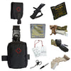 Patrol IFAK Filled w/ Patrol Tourniquet Pouch & SOFTT-W Tourniquet, LASD Contents