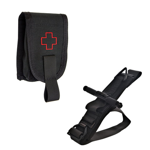 Speed Clip Patrol Tourniquet Pouch w/ SOFTT-W Tourniquet