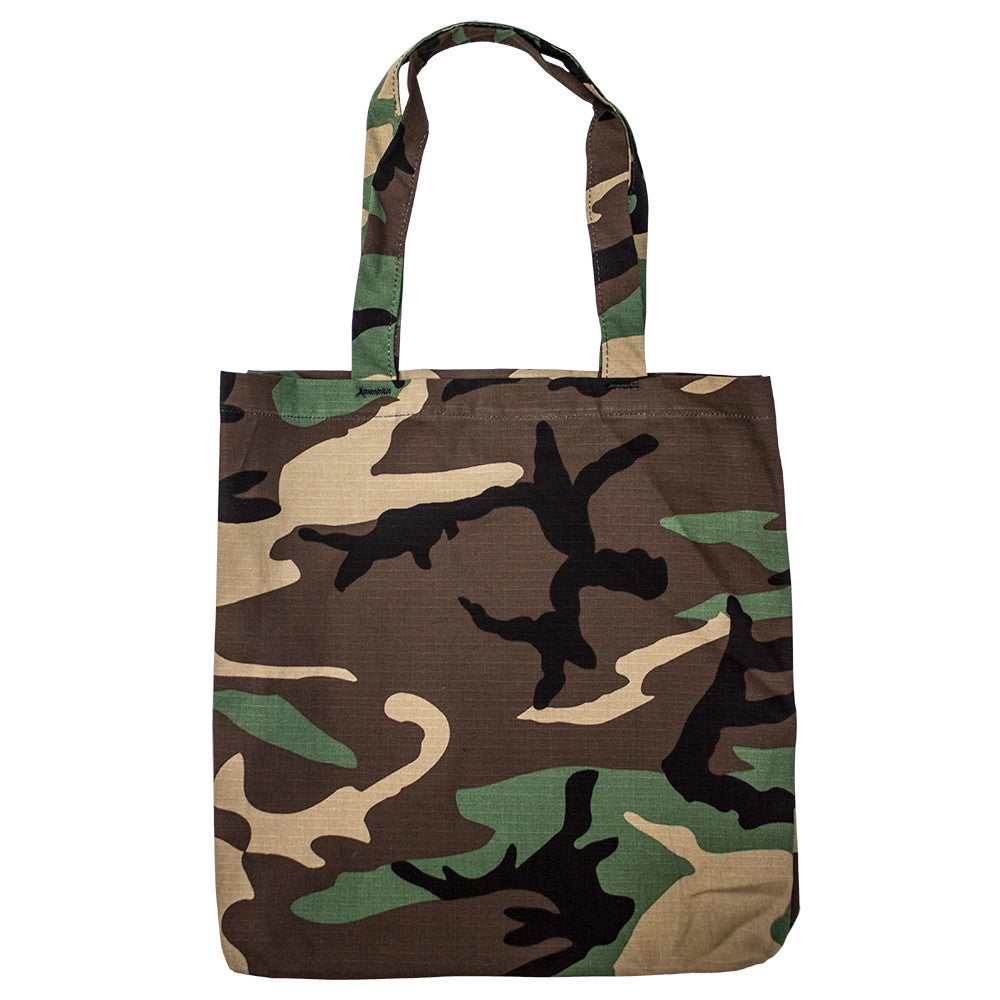 Woodland Tote / Reusable Shopping Bag