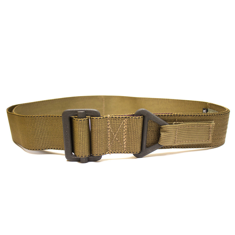 how to use a tactical riggers belt